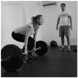 ¿De vaga indomable a adicta al Crossfit?