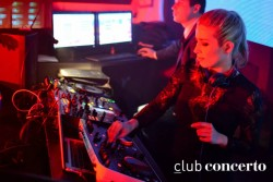 40 Club Session en Alicante, Club Concerto